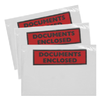Document Enclosed Labels